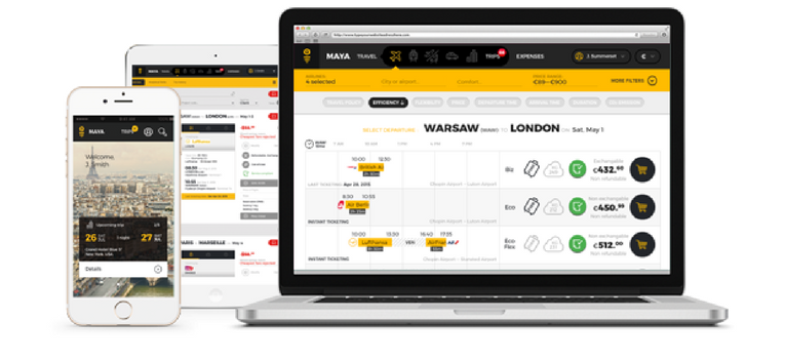 Maya Xpenditure Online booking tool.png