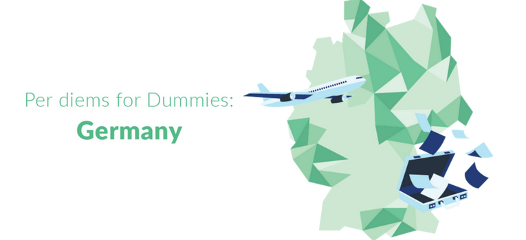 Per Diems for Dummies - Germany