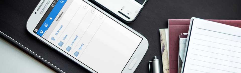 Use Dropbox to Create Expenses